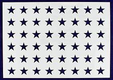 """Buy 48 Star Field Stencil 14 Mil -US G Spec 10.5 x 14.82"""" Long Star Field- Painting"""