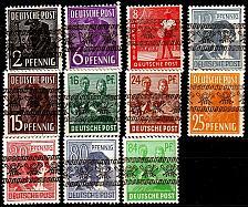 Buy GERMANY Alliiert AmBri [1948] MiNr 0036 I ex ( **/mnh ) [01]