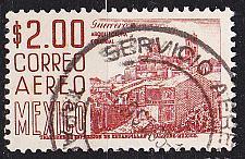 Buy MEXICO [1962] MiNr 1129 AxII ( O/used )