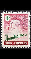 Buy KUBA CUBA [1954] MiNr 0438 ( O/used )