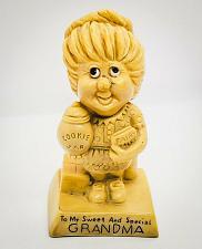 Buy Vintage W & R Berries Sweet And Special Grandma Figurine