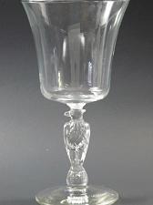 Buy Eagle stem goblet Crystal Made in USA