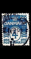 Buy DÄNEMARK DANMARK [1905] MiNr 0045 B ( O/used )