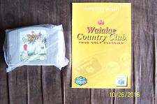 Buy True Golf Classics: Waialae Country Club (Nintendo 64, 1998)