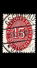 Buy GERMANY REICH Dienst [1927] MiNr 0124 ( O/used )