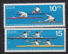 Buy GERMANY DDR [1966] MiNr 1202-03 ( **/mnh ) Sport