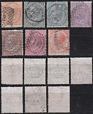 Buy ITALIEN ITALY [1863] MiNr 0016-22 ( O/used )