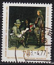 Buy GERMANY DDR [1976] MiNr 2198 ( OO/used ) Gemälde