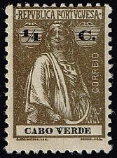 Buy Cape Verde #173 Ceres; Unused (2Stars) |CPV0173-04XRS