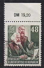 Buy GERMANY DDR [1953] MiNr 0351 ( OO/used )