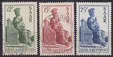 Buy GERMANY Saar [1950] MiNr 0293-95 ( O/used ) [03]