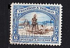 Buy TRINIDAD TOBAGO [1935] MiNr 0118 A ( O/used )