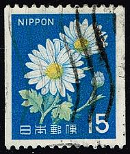 Buy Japan #926 Chrysanthemums Coil; Used (3Stars) |JPN0926-12XVA