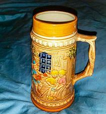 Buy Vintage 16oz Ceramic Liebundlued Beer Stien Made in Japan Nice