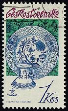 Buy Czechoslovakia **U-Pick** Stamp Stop Box #160 Item 21 |USS160-21XVA