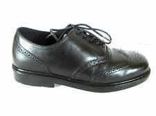 Buy Nunn Bush Black Leather Lace Up Dress Wingtip Oxfords Shoes Men's 10 M (SM1)