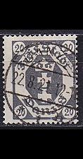 Buy GERMANY REICH Danzig [1921] MiNr 0076 ( OO/used )