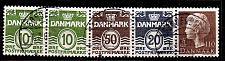 Buy DÄNEMARK DANMARK [ZusDr] H-Blatt 16 ( O/used )