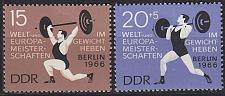 Buy GERMANY DDR [1966] MiNr 1210-11 ( **/mnh ) Sport