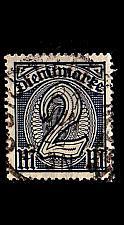Buy GERMANY REICH Dienst [1922] MiNr 0070 ( O/used )
