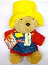 "Buy NWT Sears Craftsman Paddington Bear Plush Stuffed Animal 16"""