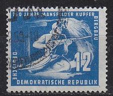 Buy GERMANY DDR [1950] MiNr 0273 ( O/used )