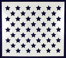 "Buy 50 Star Field Stencil 14 Mil -20""W x 17.5""H - Painting /Crafts/ Templates"