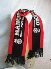 """Buy MANCHESTER UNITED SCARF Premier League Champions 56"""" X 7"""" SOCCER"""