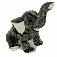 "Buy Beanie Babies Trumpet Gray Elephant Plush Stuffed Animal Retired 2000 8.5"""