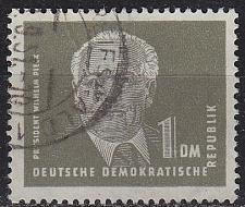Buy GERMANY DDR [1950] MiNr 0253 ( OO/used ) [01]