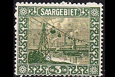 Buy GERMANY Saar [1922] MiNr 0084 ( **/mnh )