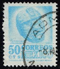 Buy Mexico #881 Carved Head from Veracruz; Used (3Stars) |MEX0881-02XRS