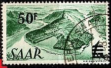 Buy GERMANY Saar [1947] MiNr 0238 II ( O/used ) [02]