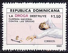Buy DOMINIKANISCHE REPUBLIK [1989] MiNr 1587 ( O/used )
