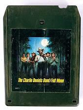 Buy The Charlie Daniels Band Full Moon (8-Track Tape, 8T-CTN-18008)