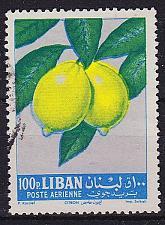 Buy LIBANON LEBANON LIBAN [1962] MiNr 0814 ( O/used ) Pflanzen