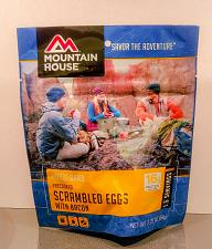 Buy Mountain House Freeze Dried Food Pouch Scrambled Eggs with Bacon FACTORY SEALED