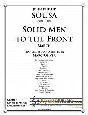 Buy Sousa - Solid Men To The Front
