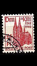 Buy GERMANY Alliiert AmBri [1948] MiNr 0071 WB ( O/used )