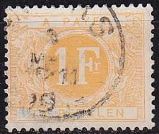 Buy BELGIEN BELGIUM [Porto] MiNr 0010 ( O/used )