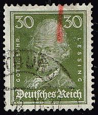 Buy Germany #359 Gotthold Ephraim Lessing; Used (3Stars)  DEU0359-01XRS