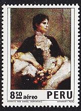 Buy PERU [1973] MiNr 0911 ( **/mnh ) Gemälde