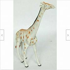 Buy Giraffe Figure Plastic Rubber Zoo Africa Animal Figurine 7.5""