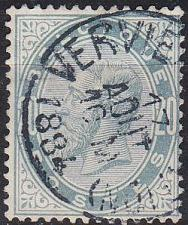 Buy BELGIEN BELGIUM [1883] MiNr 0036 ( O/used )
