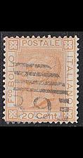 Buy ITALIEN ITALY [1877] MiNr 0028 ( O/used )