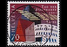 Buy SCHWEIZ SWITZERLAND [2001] MiNr 1777 ( O/used )