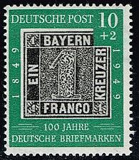 Buy Germany #B309 Bavaria Stamp; MNH (3Stars)  DEUB0309-01XRP