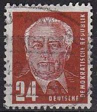 Buy GERMANY DDR [1950] MiNr 0252 ( OO/used )