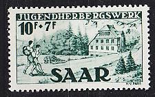 Buy GERMANY Saar [1949] MiNr 0263 ( **/mnh )