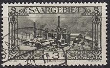 Buy GERMANY Saar [1926] MiNr 0120 ( O/used )